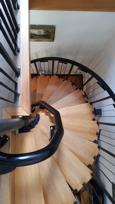 ... Allows Us To Work With Narrow And Steep Stairs With Multiple Bends With  Ease. Contrary To Popular Belief, You Can Have A Stairlift On Spiral  Staircases.